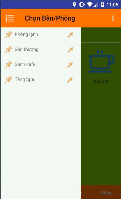 Phần mềm tính tiền - App Menu điện tử, đặt món trên thiết bị di động, phần mềm nhà hàng, cafe, karaoke