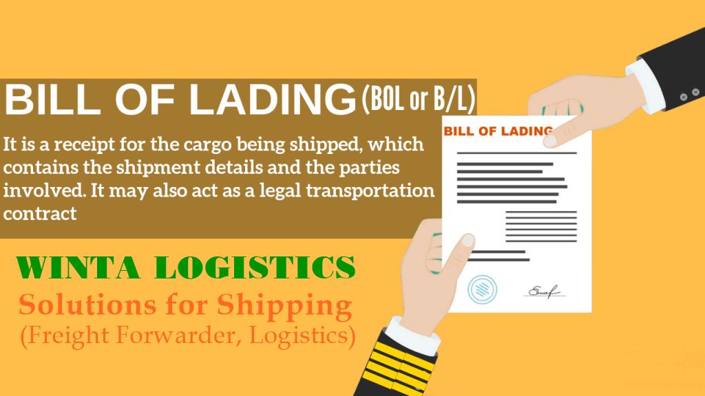Phần mềm phát hành vận đơn Sea/Air Forwarder, Logistics