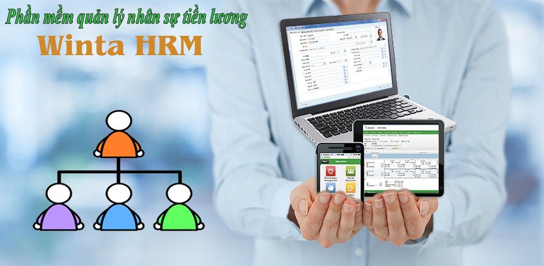 Phần mềm quản lý nhân sự Winta HRM
