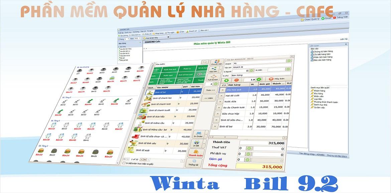 Phần mềm quản lý nhà hàng, cafe, karaoke, Massage, Spa