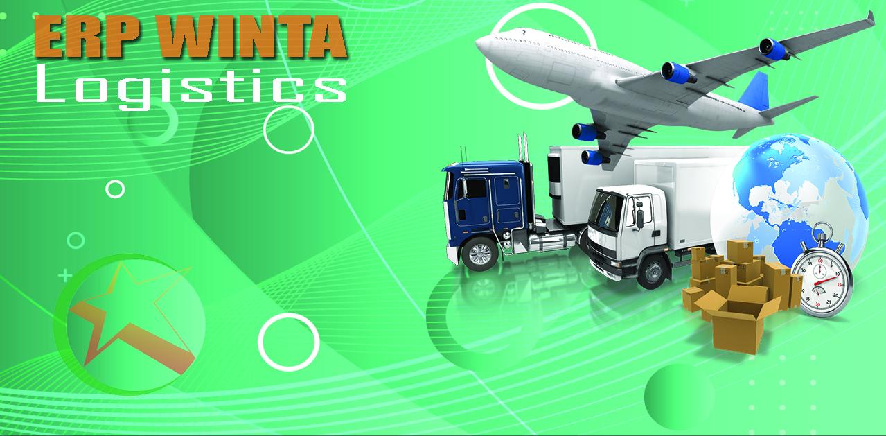 Phần mềm vận tải, dịch vụ vận chuyển Winta Logistics